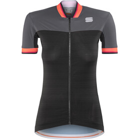 Sportful Grace Jersey Donna, black/anthracite